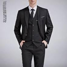 Buy man <b>suit</b> formal <b>grey</b> wedding and get free shipping on ...