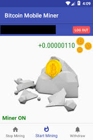 One of the best & fastest bitcoin mining app in the market. A Mobile Bitcoin Miner Really