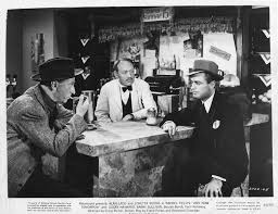"""Alan Ladd, Byron Foulger """"And Now Tomorrow"""" vintage mov"""