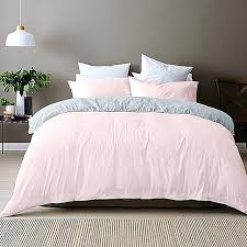 pastel pink bedding our linen cotton range is made from a luxuriously soft and comfy fabric pastel pink bedding