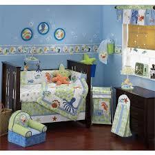 under the sea crib bedding set