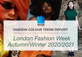 Fashion Colour Trend Report London Fashion Week <b>Autumn</b>/<b>Winter</b> ...