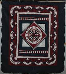 59 best Mennonite Quilts images on Pinterest | Columbus ohio, Ohio ... & Mariner's Compass - Large Quilt donated by Marilyn Neiswander, Millersburg,  for the Mennonite Ohio Relief Sale It's a beauty. Adamdwight.com