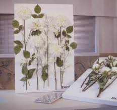 simple canvas mounted flowers tutorial