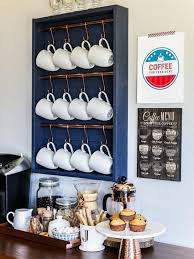 How to Create the Best Home Coffee Bar | HGTV\u0027s Decorating ...