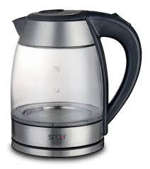 Купить электрический <b>чайник Sinbo SK</b> 7379, Пластик/стекло ...