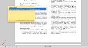 pro tip adding references to sticky notes in papers 3 for mac this reference will now appear as a link when this link is selected the full article will appear in the full screen reader