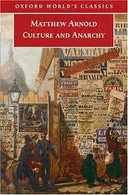 culture and anarchy by matthew arnold 251264