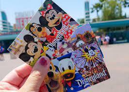 Buying Disneyland Tickets