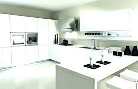 white shiny kitchen cabinets gloss cabinet high doors