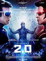 2.0 (2018) Hindi PreDVDRip 700MB AAC MKV