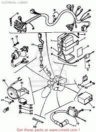Yamaha lb50pg chappy 1980 1982 electrical 1 lb50pj buy original rh cmsnl wiring diagram yamaha