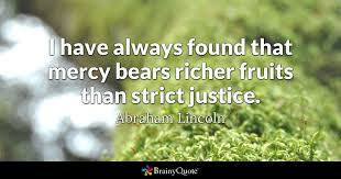 Quotes About Justice 72 Stunning Mercy Quotes BrainyQuote