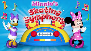 mickey mouse clubhouse games minnie bow minnie mouse skating disney games