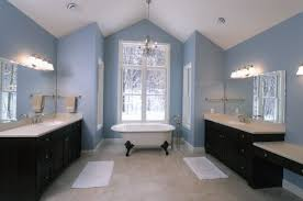 Dark Or Light Bathroom How To Properly Decorate With Shades Of Blue Blue Bathroom