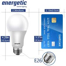 Swirly Light Bulbs Real Name 24 Pack Led Light Bulbs 60 Watt Equivalent A19 Warm White 3000k E26 Base Non Dimmable 750lm Ul Listed