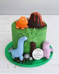 Dinosaur Birthday Cakes Claygate Surrey Afternoon Crumbs