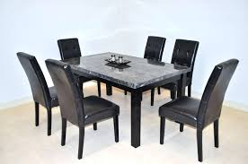 dining table seats 6 awesome 6 chair dining sets on black with chairs room ideas intended