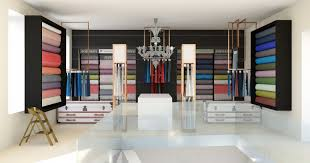 Fabric Store Interior Design Fabric Store In Saint Petersburg By Valeria Eremenko At