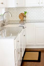chalk paint kitchen cabinetsKitchen Renovation Series Painting Our Kitchen Cabinets White