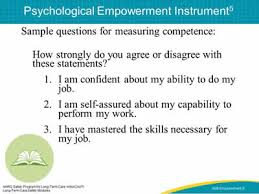 Quality Of Work Example Module 3 Staff Empowerment Facilitator Notes Agency For