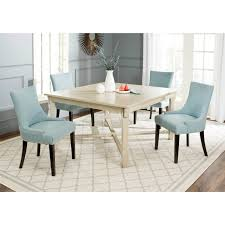 Shop Safavieh Bleeker White Washed Dining Table 0 On Sale Free