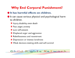 positive discipline 15 why end corporal punishment