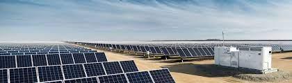 decentralized PV power plants ...
