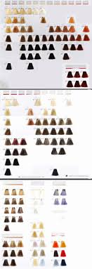 Examples Goldwell Elumen Color Chart Cocodiamondz Com