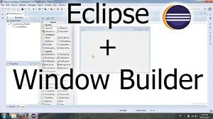 Eclipse Ui Designer Plugin Install Window Builder Plugin For Eclipse Oxygen To Create Java Swing