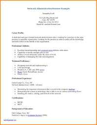 8 College Student Resume No Experience Graphic Resume