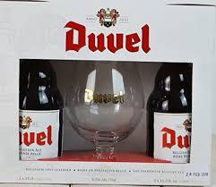 duvel belgian beer gift