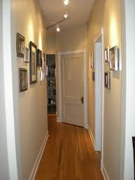 modern hallway lighting. Inspiration Ceiling Ligting Fixtures As Modern Hallway Lighting With Artwork Portray Wall Decors In Simple Views C