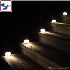 Solar Powered Outdoor Lights For Steps 2019 Solar Powered Step Lights 6 Leds Waterproof Weatherproof Outdoor Lighting For Steps Stairs Paths Patio Decks From Fengjingxian1989 3 51