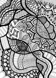 Small Picture Download Coloring Pages Mosaic Coloring Pages Mosaic Coloring