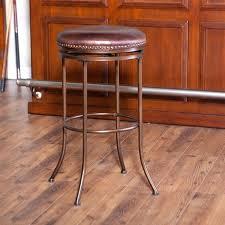 backless swivel bar stools. Backless Swivel Bar Stool Counter Rubbed Regarding Bronze Stools Inspirations 17