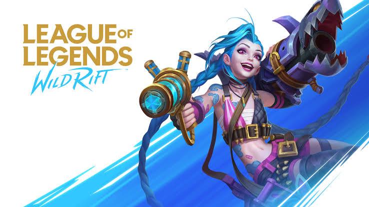 game online terbaru League of Legends Wild Rift