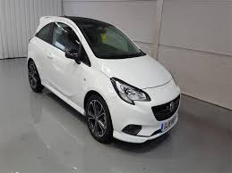 2018 vauxhall corsa white edition turbo 1364cc turbo petrol manual 6 sd 3 door hatchback not recorded