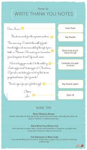 6 Simple Steps For How To Write The Perfect Thank You Note Great