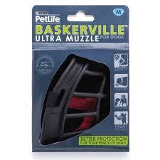 Baskerville Muzzle Size Chart Purina Petlife Baskerville Muzzle 6 Sizes Hootget Com Au