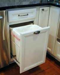 Hidden Garbage Can Cabinet Grbge Cbinet Trash. Hidden Garbage Can Cabinet  Trash Caet Plans. Hidden Trash Cabinet Plans Caet ...