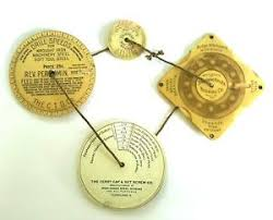 Details About 4 Plastic Chart 1907 Cleveland Twist Drill Ferry Cap Set Standard Roller Bearing