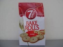 7days Bake Rolls Pizza 12 X 70g Veggos Enterprises 7days