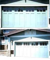 excellent garage door with entry door built in pet door for garage door garage door with