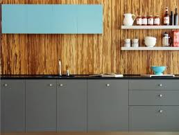 cozy kitchen with noisy wood paneling