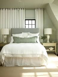 bedroom curtains behind bed. Bedroom Curtains Behind Bed Fancy Hanging Over Ideas With Best
