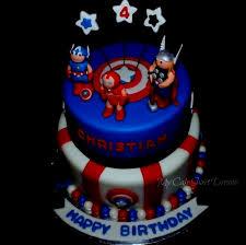 Out Of The Ordinary Avengers Birthday Cake Singapore Electrohubclub