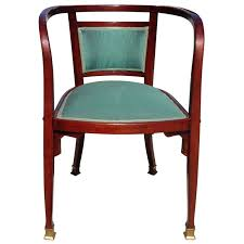 Gustav Siegel Chair for J and J Kohn For Sale at 1stdibs