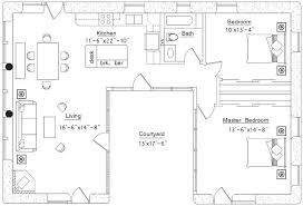 best choice of u shaped house design l plans with 2 car garage new spaceftw com