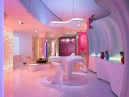 interior decoration. Smart Living Room Interior Design Concept By Karim Rashid Decoration